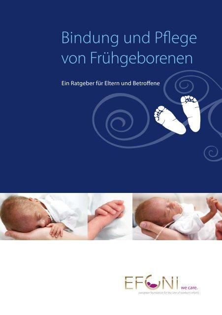 Bindung und Pflege von Frühgeborenen - Efcni