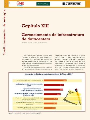 Capítulo XIII - Revista O Setor Elétrico