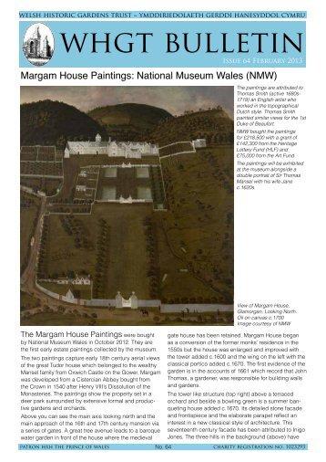 Bulletin 64 - the Welsh Historic Gardens Trust (WHGT)