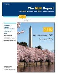 Fall 2012 - National League for Nursing