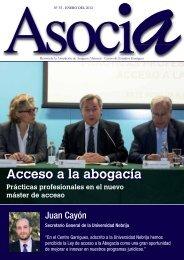 Nº 35, Enero 2012 - Centro de Estudios Garrigues