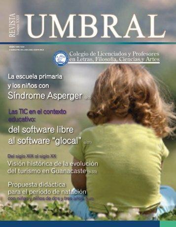 Revista Umbral XXIII - Colypro