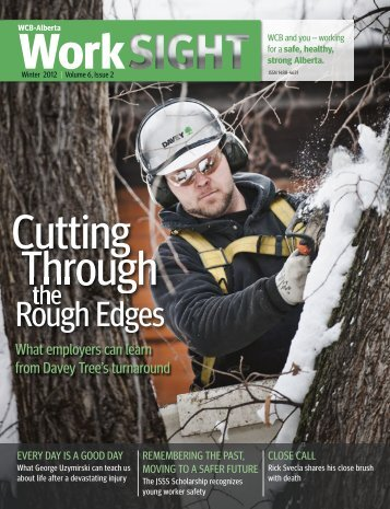 WorkSIGHT WINTER 2012 - Workers' Compensation Board