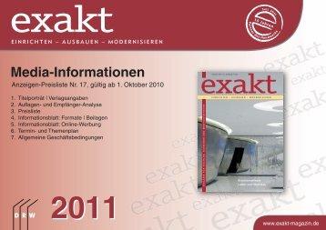 Media-Informationen - Drw-Verlag
