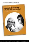 Foucault & Chomsky - Orange Press - Seite 4