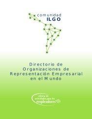 Listado de Organizaciones en el Mundo.pdf - Comunidad Ilgo 2013