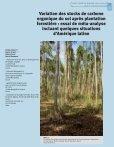 Resúmenes - Bois et forêts des tropiques - Cirad - Page 3