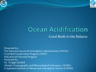 download PDF - NOAA's Coral Reef Conservation Program