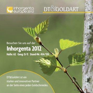 Inhorgenta 2012 - DT-Goldart