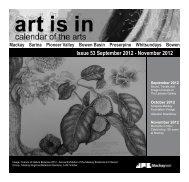 Issue 53 September 2012 - Mackay Regional Council - Queensland ...