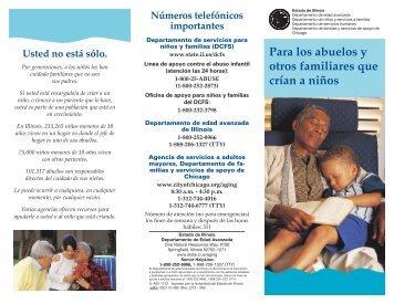 Abuelos/as Criando Nietos en Illinois - State of Illinois