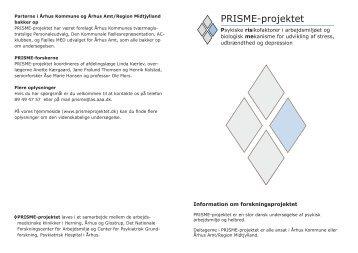 Information om forskningsprojektet