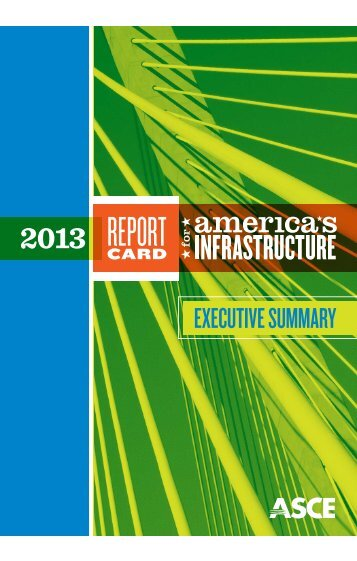 2013-Report-Card-Executive-Summary