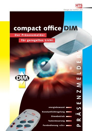 compact office DIM
