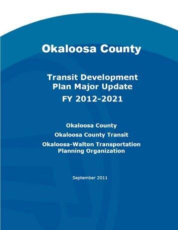 Trend - Okaloosa County Transit
