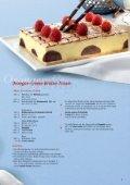 Page 1 Page 2 Duchesse- Torte 3 Torten, 18 cm D; 24 Stück ... - Seite 3