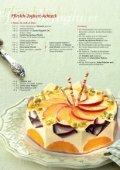 Page 1 Page 2 Duchesse- Torte 3 Torten, 18 cm D; 24 Stück ... - Seite 5