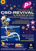 P3-Party CSD-Revival am 28.08.10 im Neuwerk - Page 2