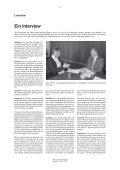 DWA Mitglieder-Rundbrief 1/2007 - DWA Landesverband Bayern - Page 4