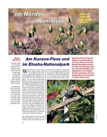 Im Norden Namibias