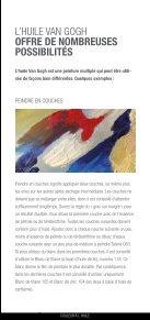 COULEUR À L' HUILE - Van Gogh - Royal Talens - Page 5