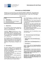 Informationen für die Praxis - Rhein-Erft-Akademie