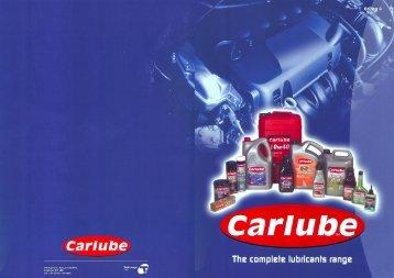 Katalog Carlube