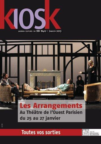 Les Arrangements - Boulogne - Billancourt