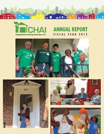 Annual Report 2012 - The Associated