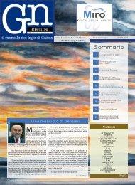Gienne Aprile 2013 Lettura Web - Garda Notizie