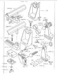 Zyliss Torno Lathe Parts Diagram