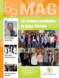 Magazine municipal Avril 2013 - Ville de Basse-Goulaine