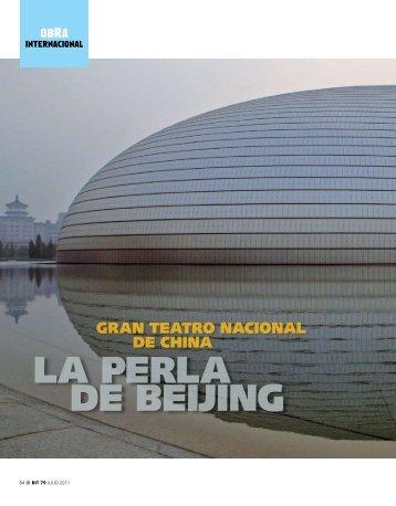 LA PERLA DE BEIjING - Biblioteca