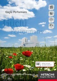 İndir - Hitachi Power Europe GmbH