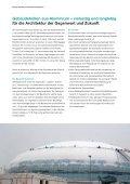 Aluminium-Dachkonstruktionen bei Tiefsttemperaturen - Kalzip - Seite 2