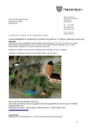 Se landzonetilladelsen - Haderslev Kommune
