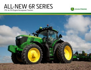 The all-new 6R Series Tractors - LongsPeakEquipment