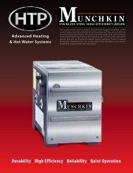 Munchkin - Heat Transfer Products, Inc