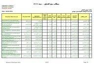 2012 - سنة مطالب منح التداول - - Ecole Doctorale Sciences et ...