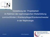 Nachtdialyse - WB-nephro.de