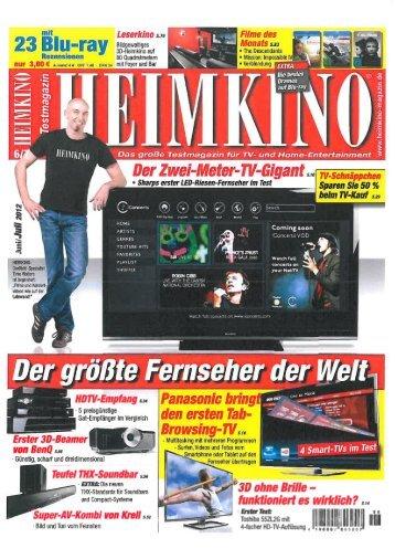 BenQ W7000 Heimkino Test - Kovision