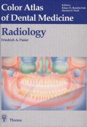 Color Atlas of Dental Medicine Radiology - Survival-training.info