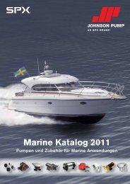 JOHNSON-Katalog 2011