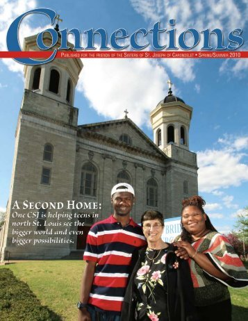 Connections - Sisters of St. Joseph of Carondelet