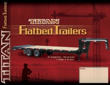 Download Brochure (PDF) - Titan Trailer