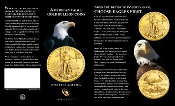 American Eagle Gold Bullion Coins - The United States Mint
