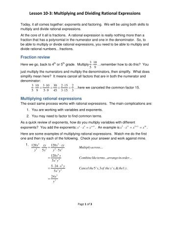 multiplying and dividing rational expressions worksheet pdf multiplying rational expressions. Black Bedroom Furniture Sets. Home Design Ideas