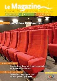 Le magazine de mars 2010 - Chateaubourg