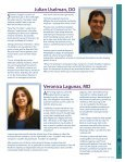 Autumn 2012, Vol. 2, No. 3 - AHSC Office of Public Affairs - Page 3