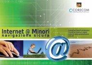 Internet @ Minori navigazione sicura - Consiglio Regionale Veneto